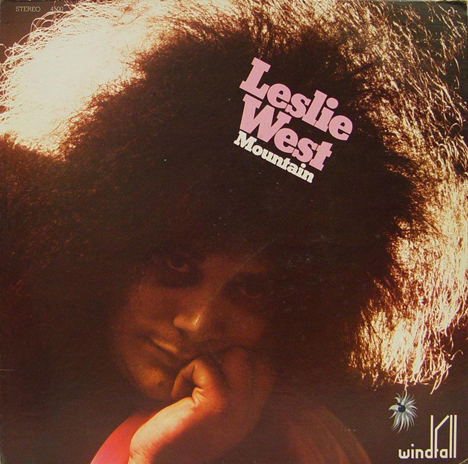 """Leslie West Vinyl 12"""" (Used)"""