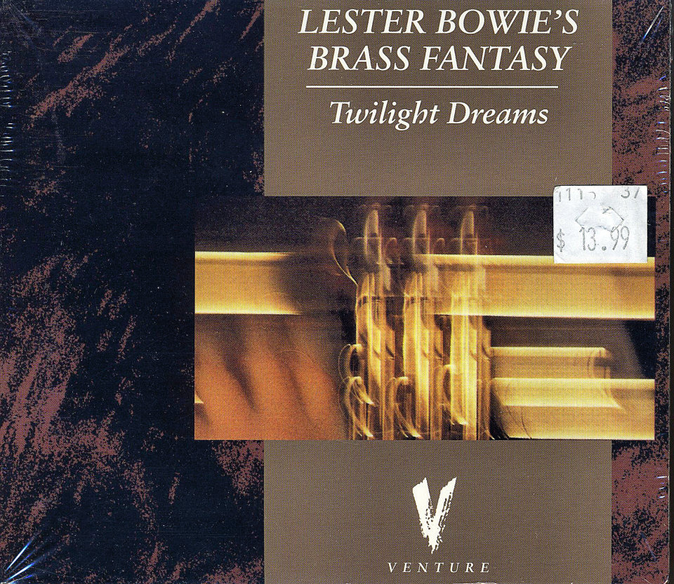 Lester Bowie's Brass Fantasy CD