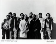 Lester Bowie's Brass Fantasy Promo Print