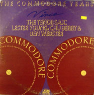"""Lester Young / Chu Berry / Ben Webster Vinyl 12"""" (Used)"""