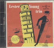 Lester Young Trio CD