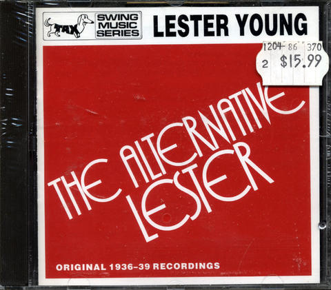 Lester Young CD