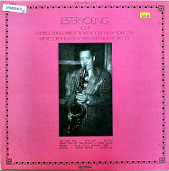 "Lester Young Vinyl 12"" (Used)"