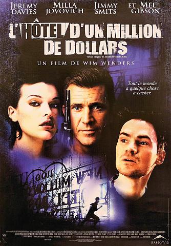 L'Hotel D'un Million De Dollars Poster