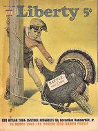Liberty Magazine November 23, 1940 Magazine