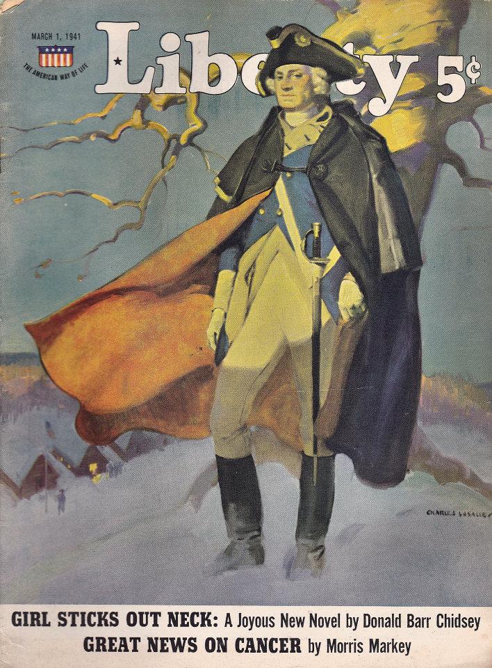 Liberty  Mar 1,1941