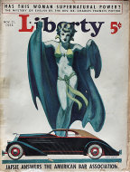 Liberty  Nov 21,1936 Magazine