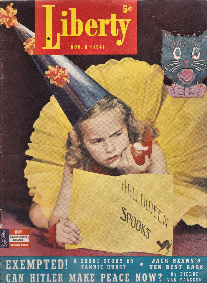 Liberty  Nov 8,1941