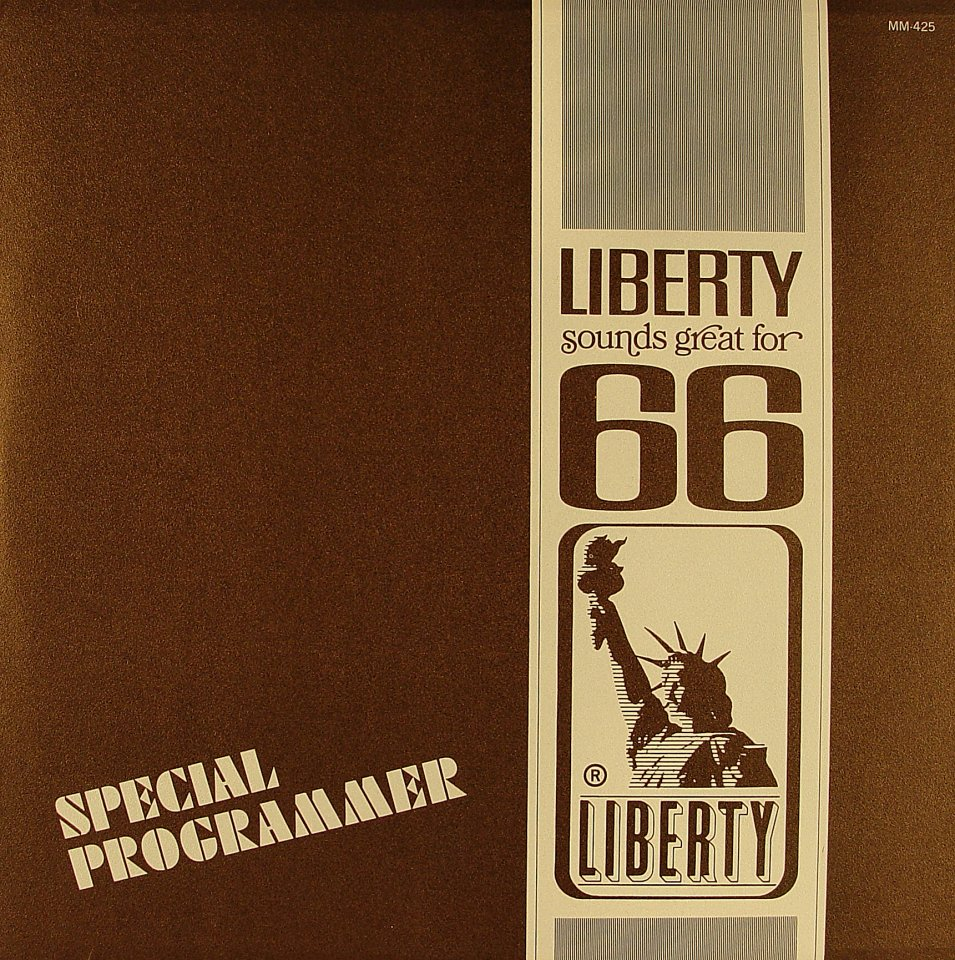 """Liberty Sounds Great For 66 Vinyl 12"""" (Used)"""