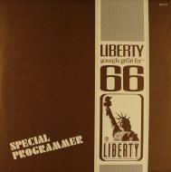 "Liberty Sounds Great For 66 Vinyl 12"" (Used)"