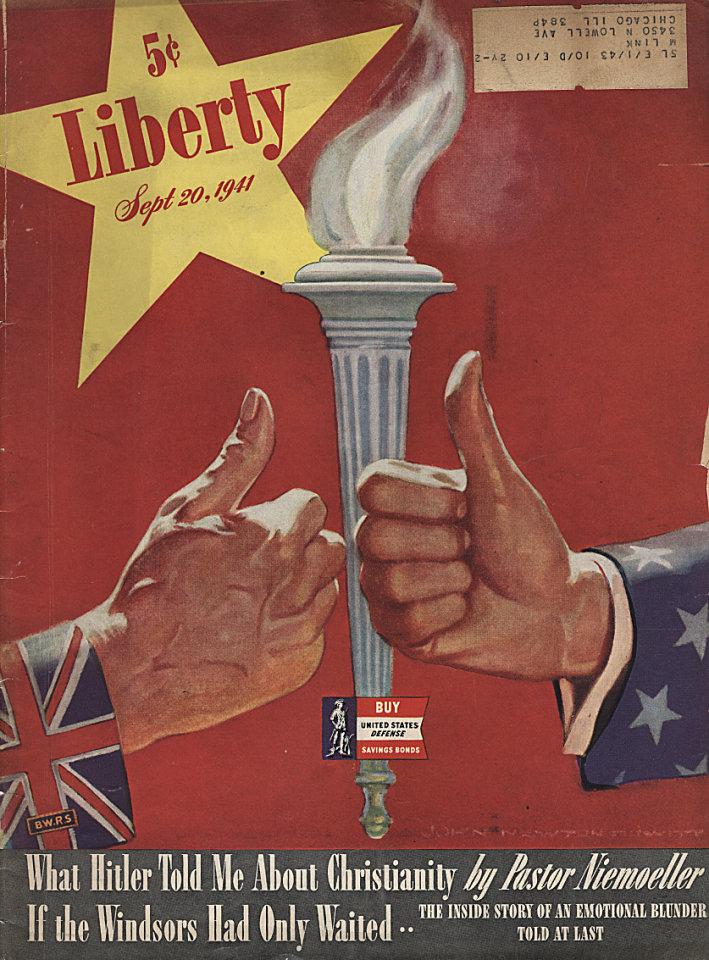 Liberty Vol. 18 No. 38