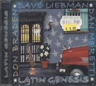 Liebman / Braden / Moretti CD