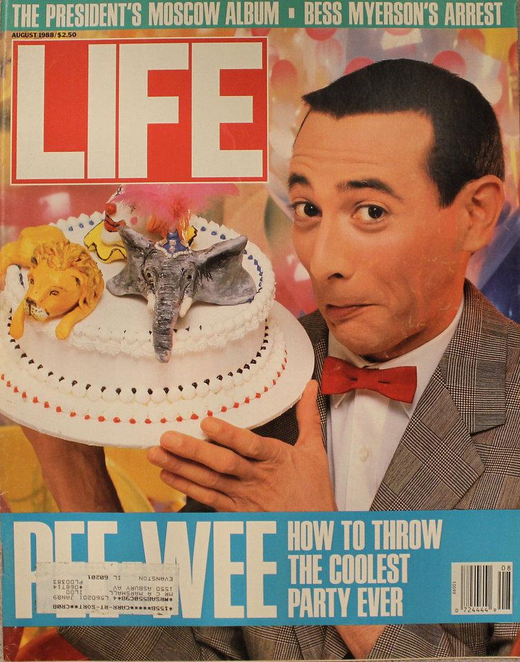 LIFE Aug 1988