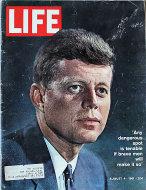 LIFE Aug 4, 1961 Magazine