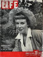 LIFE Aug 8, 1949 Magazine