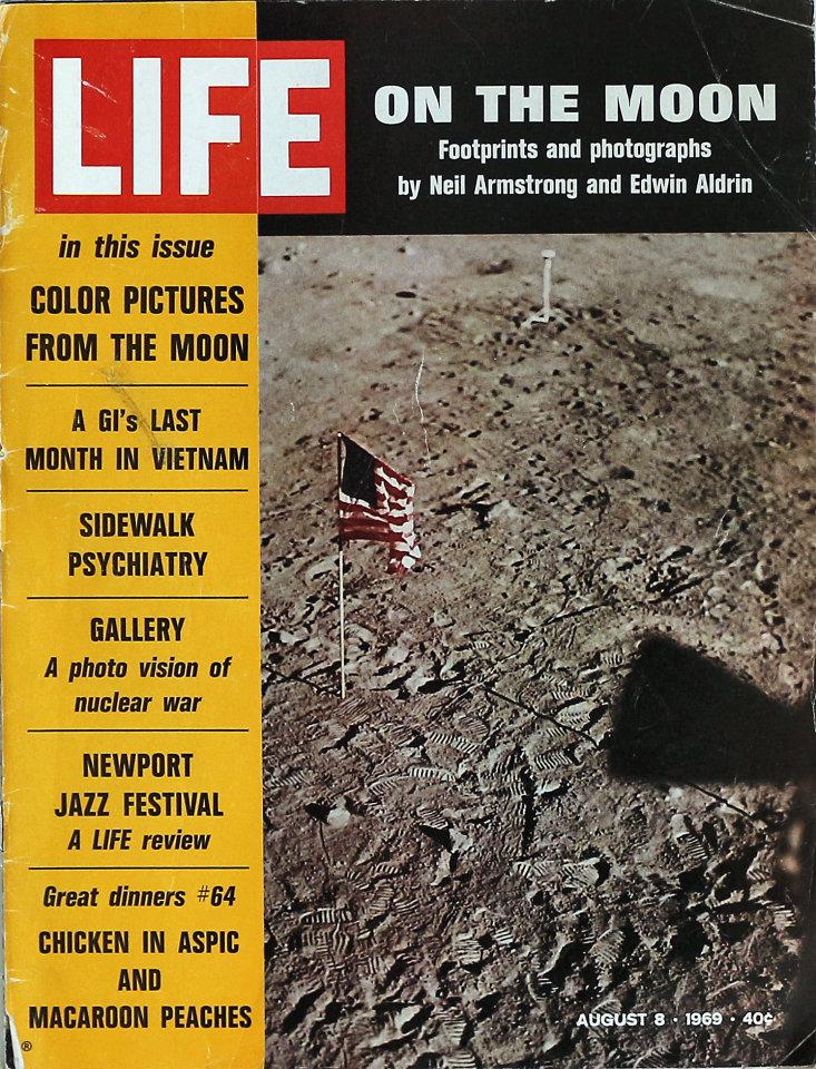 LIFE Aug 8, 1969