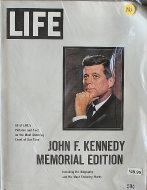 LIFE Dec 163 - JFK Memorial Edition Magazine