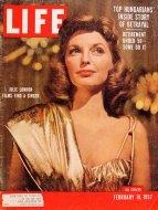 LIFE Feb 18, 1957 Magazine