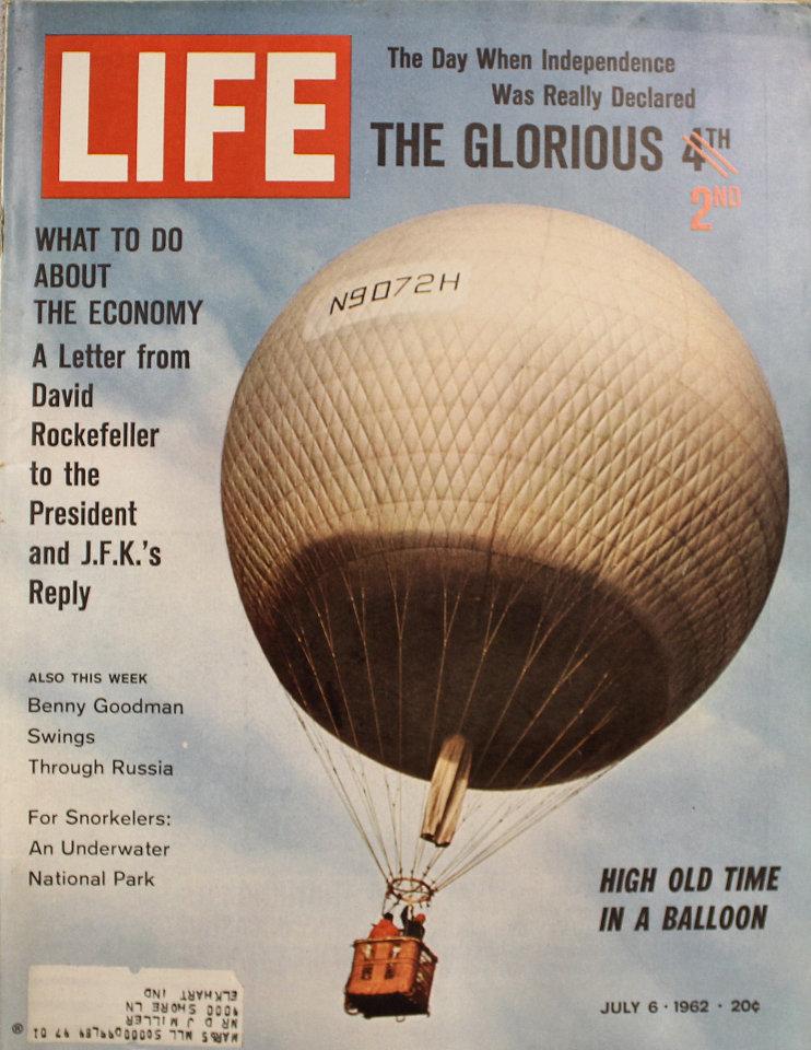 LIFE Jul 6, 1962