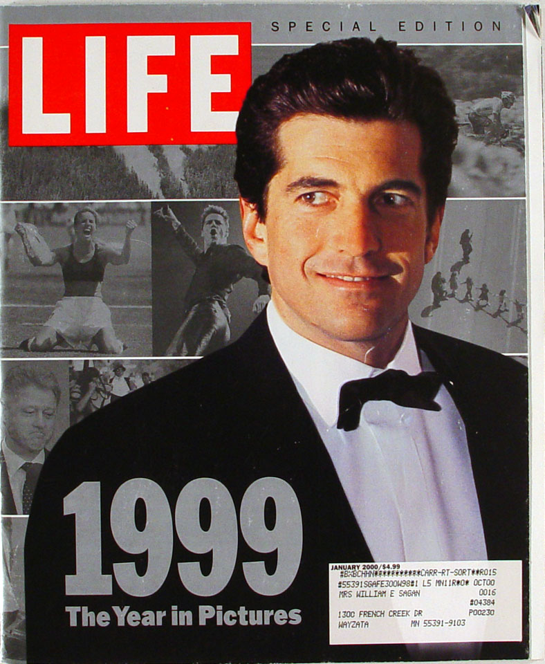 Life Magazine: 1999 The Year in Pictures