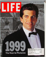 Life Magazine: 1999 The Year in Pictures Magazine