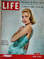 LIFE Magazine April 11, 1955 Magazine
