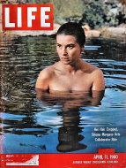 LIFE Magazine April 11, 1960 Magazine