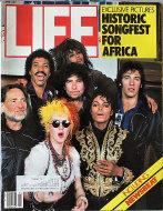 LIFE Magazine April 1985 Magazine
