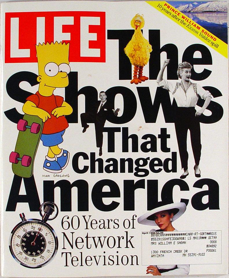 LIFE Magazine April 1999