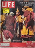 LIFE Magazine April 23, 1951 Magazine