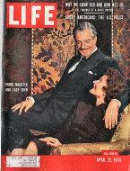 LIFE Magazine April 25, 1955 Magazine