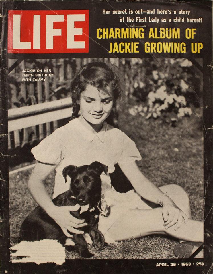 LIFE Magazine April 26, 1963
