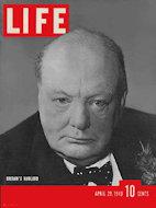 LIFE Magazine April 29, 1940 Magazine