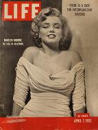 LIFE Magazine April 7, 1952 Magazine