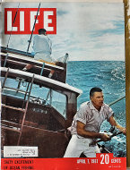 LIFE Magazine April 7, 1961 Magazine