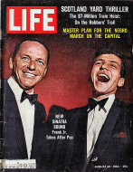 LIFE Magazine August 23, 1963 Magazine