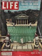 LIFE Magazine August 26, 1957 Magazine