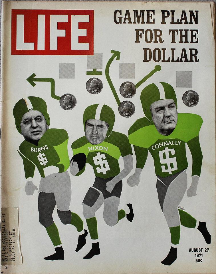 LIFE Magazine August 27, 1971