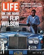 LIFE Magazine August 4, 1972 Magazine