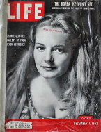 LIFE Magazine December 1, 1952 Magazine