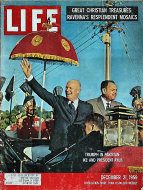 LIFE Magazine December 21, 1959 Magazine