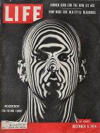 LIFE Magazine December 6, 1954 Magazine