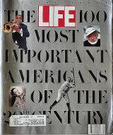 LIFE Magazine Fall 1990 - 100 Most Important Americans Magazine