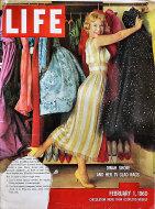 LIFE Magazine February 1, 1960 Magazine