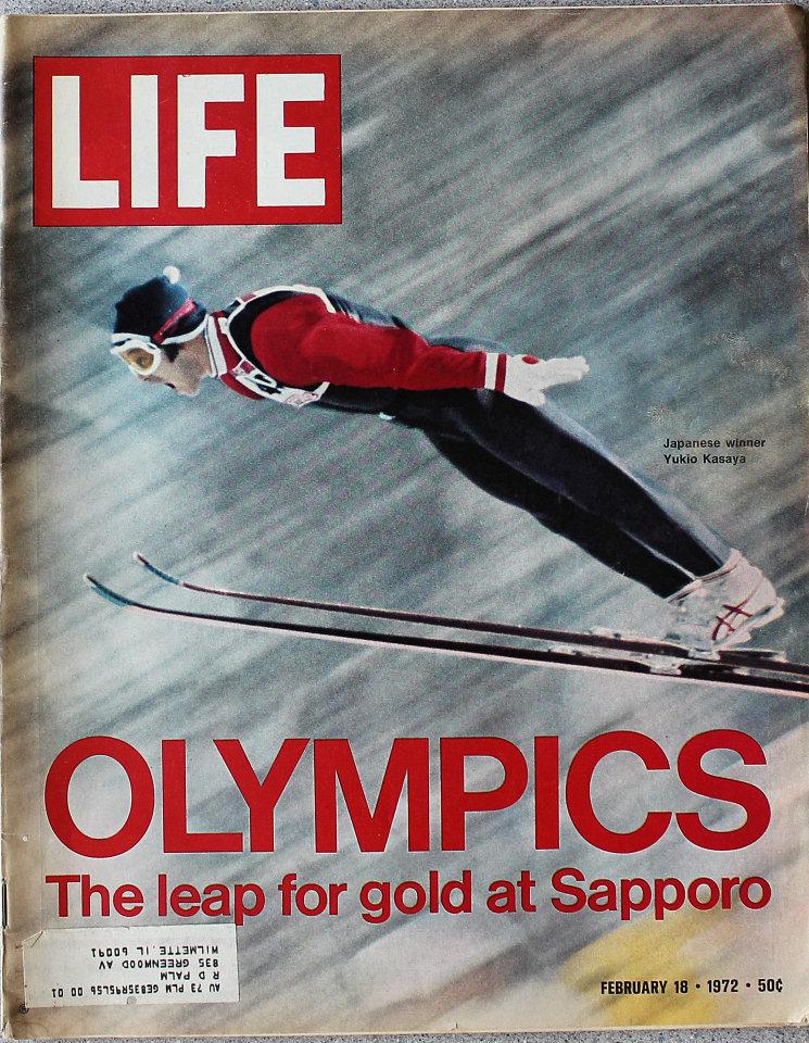 LIFE Magazine February 18, 1972