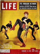 LIFE Magazine February 23, 1959 Magazine