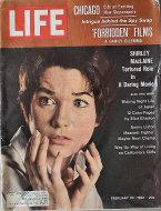 LIFE Magazine February 23, 1962 Magazine