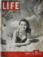 LIFE Magazine February 5, 1945 Magazine