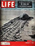 LIFE Magazine February 8, 1954 Magazine