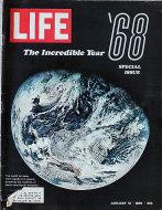 LIFE Magazine January 10, 1969 Magazine